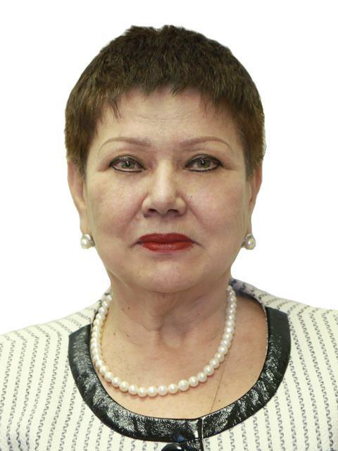 Орлова Лидия Петровна