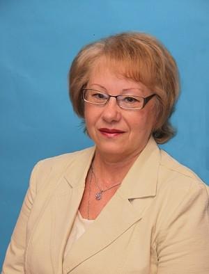 Комарова Людмила Васильевна