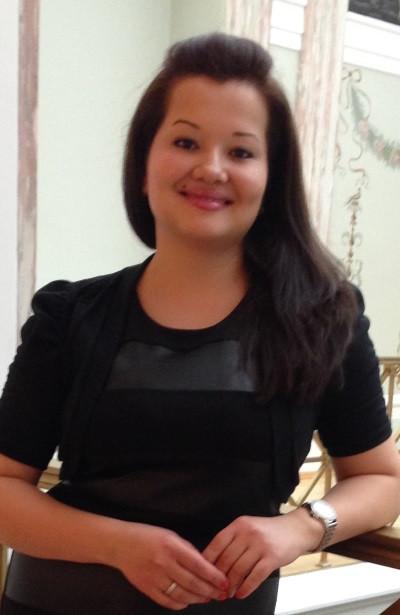 Андрианова Инга