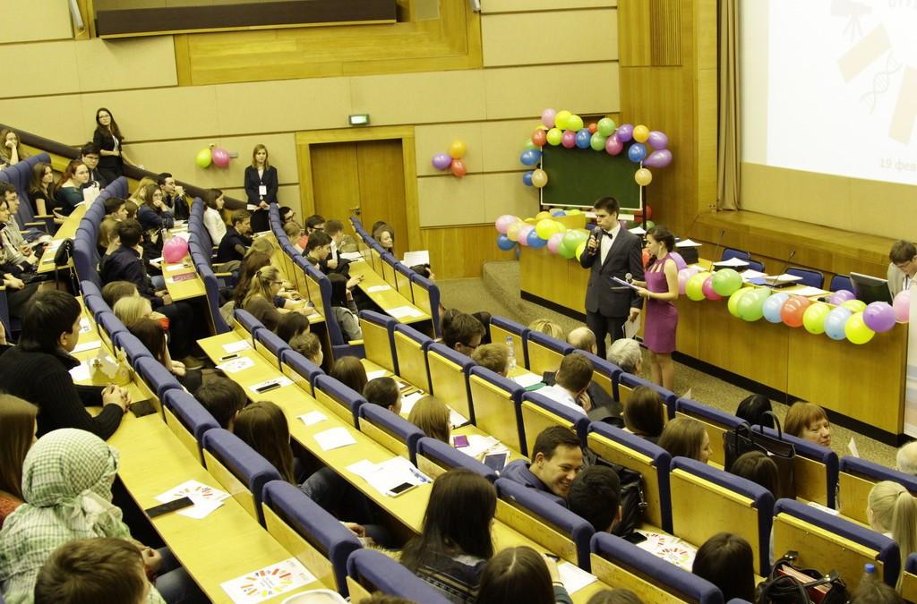 В ИГСУ прошёл Фестиваль студенческой науки