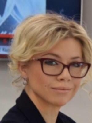 Водянова Ольга Владимировна