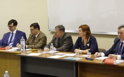 В ИГСУ прошел Международный научно-практический семинар: «Проблемы кодификации законодательства в России и Польше: потребность и необходимость»