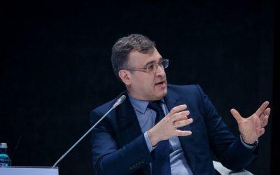 Открытая лекция директора ИГСУ РАНХиГС Игоря Барцица «Власть в меняющемся городе»