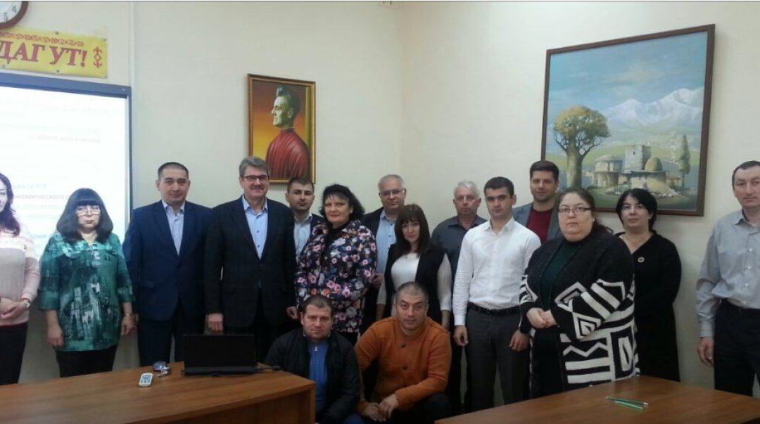 Преподаватели ИГСУ провели обучающие курсы по проблемам государственно-частного партнерства