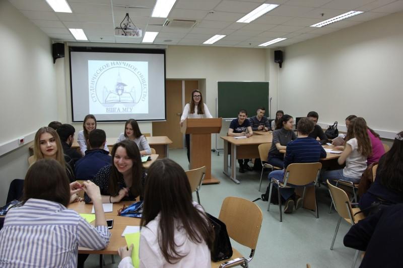 Студенты профиля «Финансовый контроль и государственный аудит» приняли участие в интеллектуальном турнире на тему «Управление источниками финансирования бизнеса»