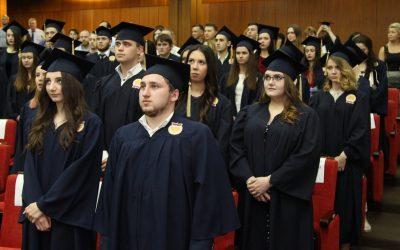 В ИГСУ проходят торжественные церемонии вручения дипломов