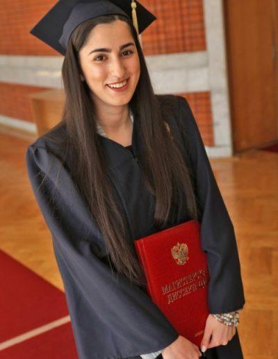 Ануш Оганесян