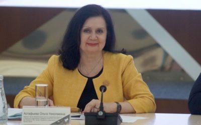 Одним из главных спикеров VII Международного культурно-туристского форума «Сибер Ил» стала эксперт ИГСУ Ольга Астафьева