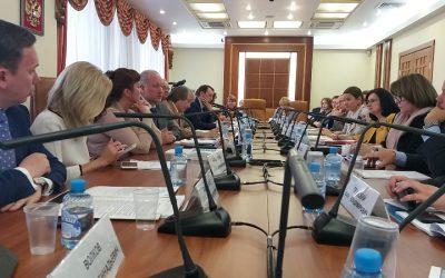 Эксперты ИГСУ – организаторы и участники семинара по стратегическому планированию в Совете Федерации Федерального собрания РФ
