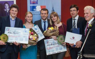 Встреча в Посольстве Франции в РФ для иностранных студентов Академии