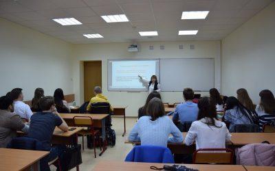 В ИГСУ прошли мастер-классы  по проектной деятельности для бакалавров всех направлений обучения