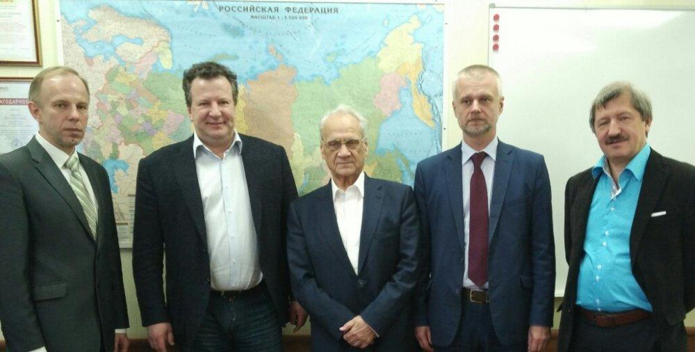 В РАНХиГС прошла серия консультаций с руководством ФАДН России