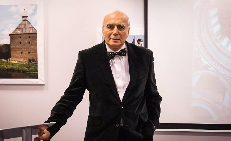 Мастер-класс писателя,журналиста Вячеслава Катамидзе