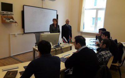Председатель Государственного таможенного комитета Азербайджана выразил благодарность профессору Розалине Шагиевой