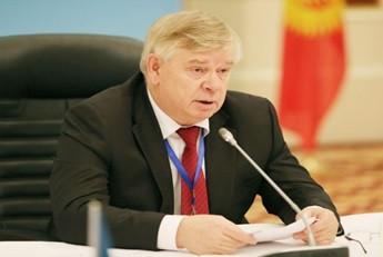 Лекция заместителя генерального секретаря ОДКБ Валерия Семерикова для магистрантов ГМУ