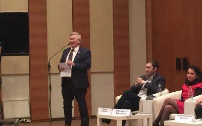 Эксперты ИГСУ: профессор Феликс Шарков