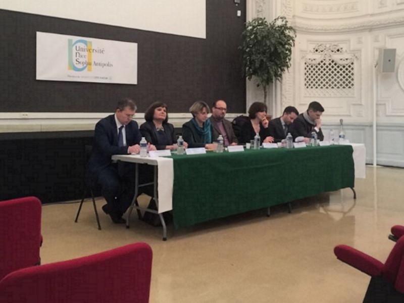 Сотрудничество с французскими университетами: эксперты ИГСУ на конференции в Ницце