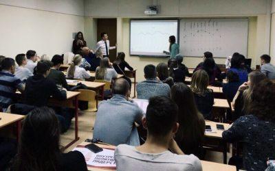Встреча клуба «Новые политические лидеры»
