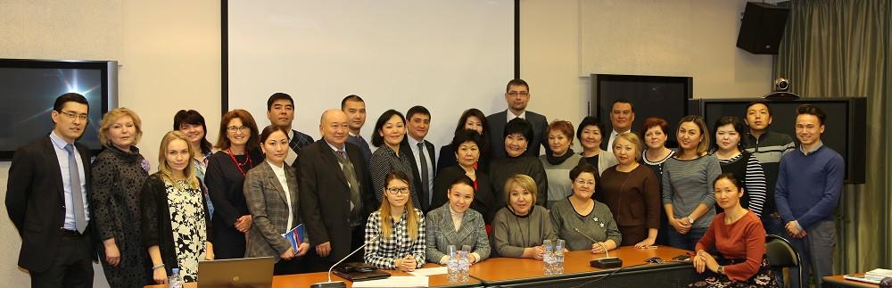 Эксперт ИГСУ Олег Корчагин рассказал о легализации (отмывания) преступных доходов преподавателям из Киргизии
