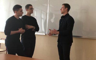 Прошел отбор волонтеров Приемной кампании – 2018 года среди студентов ИГСУ