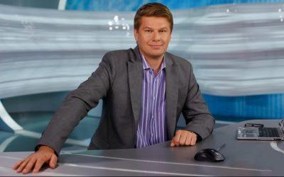 Открытый мастер-класс спортивного журналиста Дмитрия Губерниева