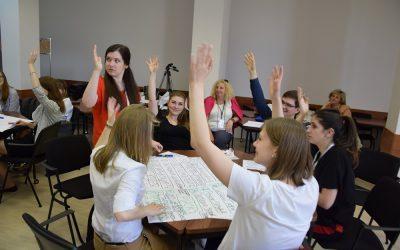 В ИГСУ прошел первый конкурс лидеров нового поколения Лидер.PRO