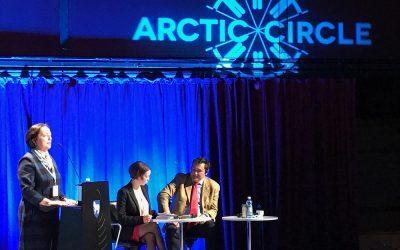 Профессор ИГСУ Вера Сморчкова открыла пленарную сессию международной конференции на Фарерских островах