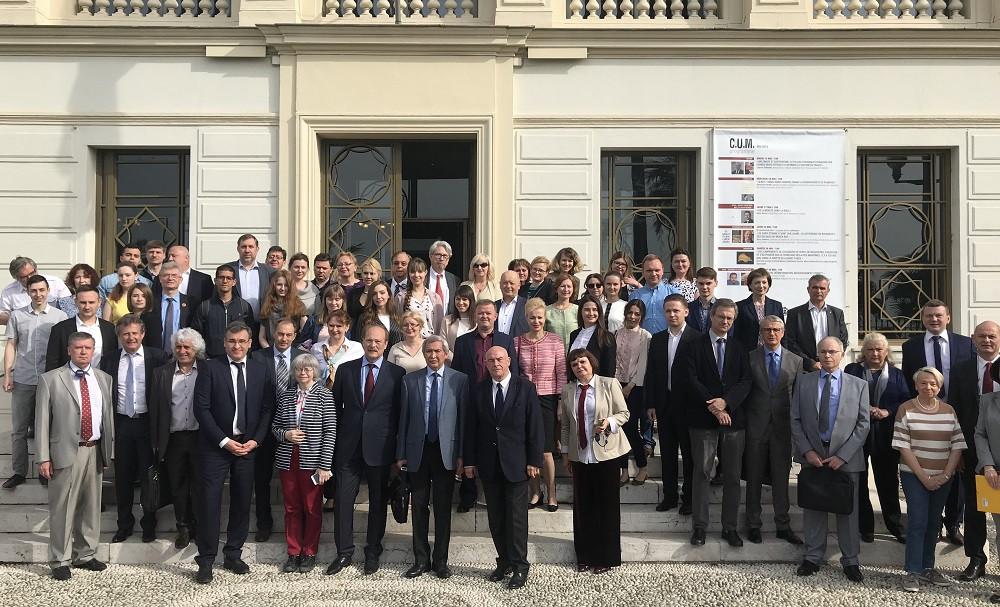 ИГСУ представляет Академию на международной конференции в Ницце