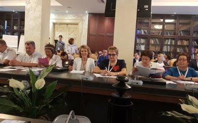 Участие представителей ИГСУ в развитии гражданского общества и народной дипломатии
