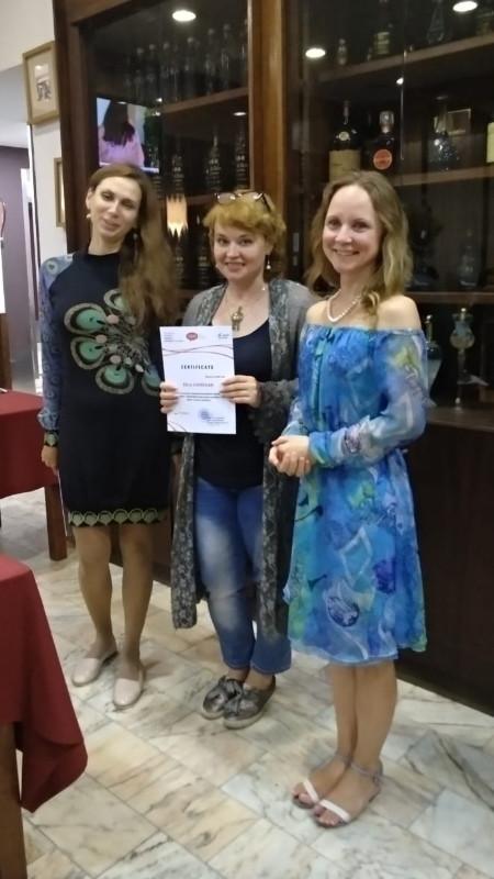 Директор программ по развитию инновационных проектов ИГСУ Юлия Саркисян прошла стажировку в Португалии