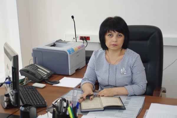 Садыкова Светлана Бахчановна