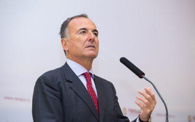 Франко Фраттини присвоено звание почетного доктора Президентской академии