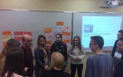 Состоялся мастер-класс для преподавателей немецкого языка на тему «Интерактивный урок немецкого языка»
