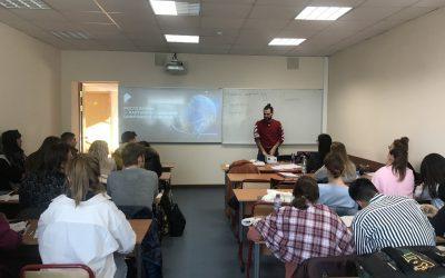 """Тренер """"Ростелекома"""" Никита Смирнов рассказал студентам """"Цифрового государства"""" о возможностях сотрудничества"""