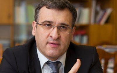 Директор ИГСУ Игорь Барциц награжден орденом Почета