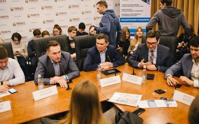 "The audience of the ""Digital laboratory"" learned digital technologies impact on Moscow region transport system"