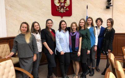 Проектная команда студентов Эксполератора ИГСУ разрабатывает стратегию по развитию туризма в России совместно с Минэкономразвития