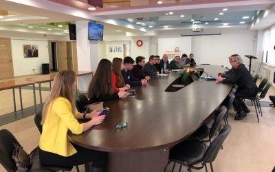 Зимняя Школа региональных и международных исследований (School-RIS) «Стратегии развития регионов России» на этот раз в Псковской области