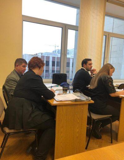 Кафедра организационного проектирования систем управления провела магистерскую конференцию