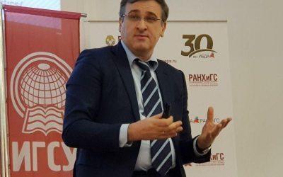 Игорь Барциц: Мы должны показать нашим детям преимущества России