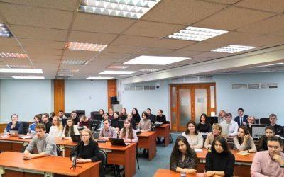 Студенты факультета МРРУ изучили «Нормативное и правовое регулирование цифровизации в российских регионах» в Государственной Думе
