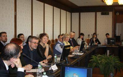 В ИГСУ прошел круглый стол «Основные проблемы судебной защиты прав и свобод человека в Европейском Суде»