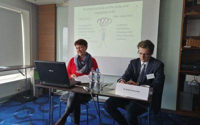 Сотрудники ИГСУ приняли участие в работе Балтийской конференции финансового права