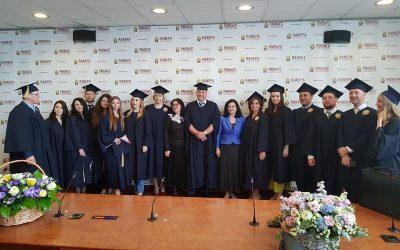 Выпускники программы «Управление в сфере культуры, образования и науки» получили дипломы магистров