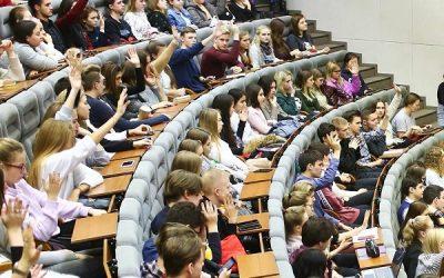 Встреча студентов факультета международного регионоведения и регионального управления с руководителем Росприроднадзора