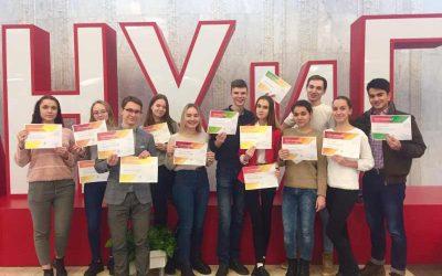 Отличные результаты студентов факультета международного регионоведения и регионального управления на Всероссийской интернет-олимпиаде