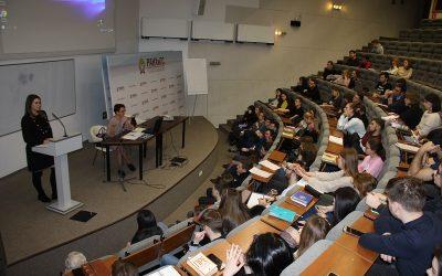 Прошла открытая лекция-дискуссия на тему «Гарантии прав личности и юридических лиц в судопроизводстве (международные стандарты и российская практика)»