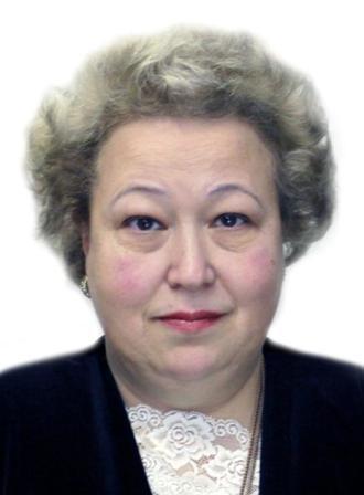 Спасенко Вера Ивановна