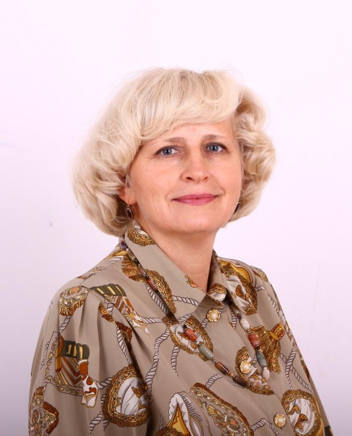 Берестова Людмила Ивановна