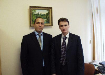 vypusk 2006, starosta gruppy isa gaerbekov